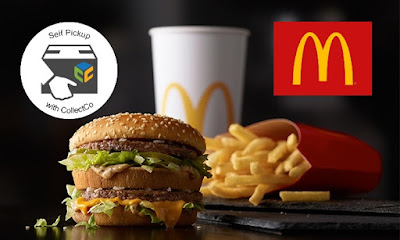 RM80 for RM100 McDonald's Cash Voucher