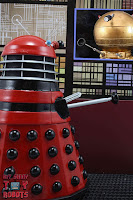 Custom TV21 Red Dalek Leader 30