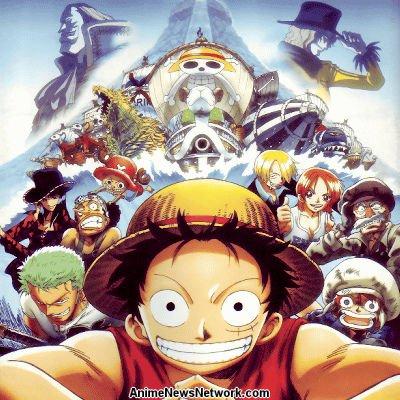 One Piece Movie 4: Dead End no Bouken BD (Movie) Subtitle Indonesia