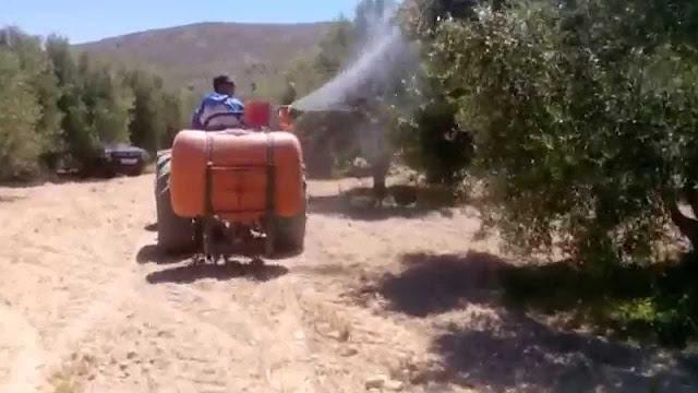 Αρκαδία: Αγρότης έχασε τη ζωή του όταν προσπάθησε να ενώσει το βυτίο ραντίσματος με το τρακτέρ