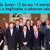 El legado de Aznar: 12 de sus 14 ministros están imputados o implicados o cobraron sobresueldos