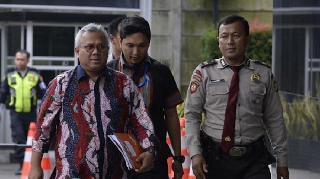 Akhirnya, KPK Periksa Ketua KPU Arief Budiman Terkait Kasus Suap