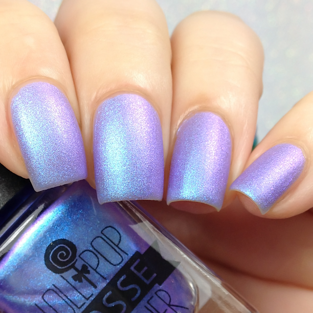 Lollipop Posse Lacquer-The Star
