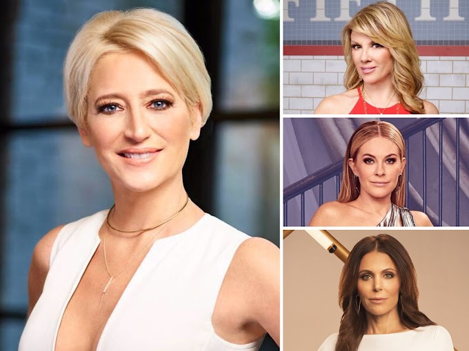 "Dorinda Medley Slams Ramona Singer For Not Being Supportive During Her Split From John Mahdessian And Weighs In On The Ongoing Drama Between Ramona And Leah McSweeney! Plus Dorinda Says Bethenny Frankel's 'RHONY' Departure ""Was A Huge Loss"""