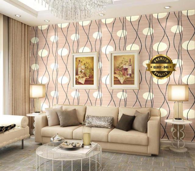 Jual Wallpaper di Bali Dengan Pemasangan Rapih Tlp 085722126787