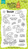 http://www.newtonsnookdesigns.com/toucan-party/