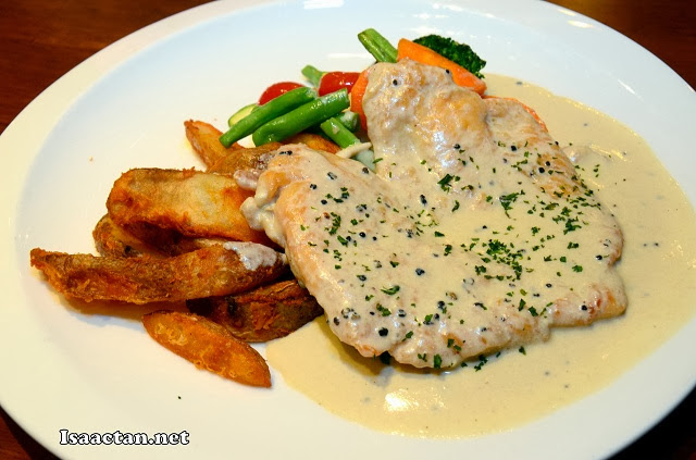 #4 Lemon Chicken - RM38.80