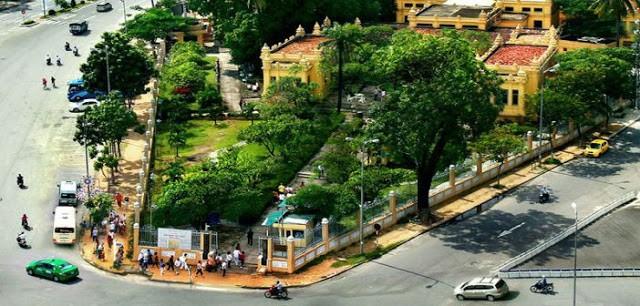 Địa điểm du lịch Đà Nẵng - Bảo tàng điêu khắc Chăm