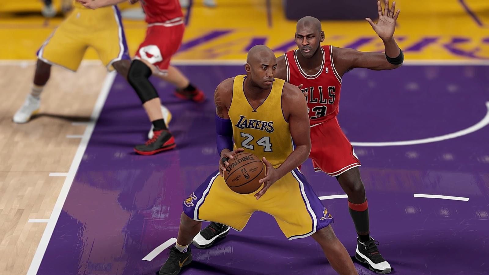 Turnamen Game NBA 2K17 Ramaikan NBA All-Star