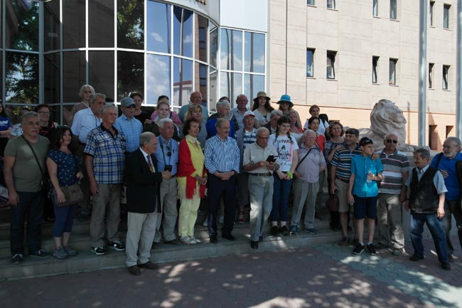 Ankara'lı Öğretmenlerin Ege Gezisi