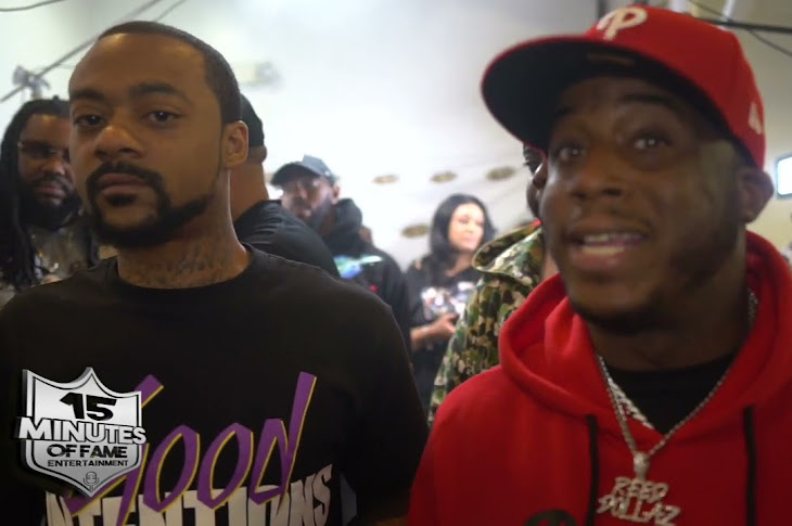 Organyzed Cryme Battle League Presents: Reed Dollaz vs Qleen Paper