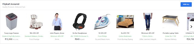 Flipkart Assured Products