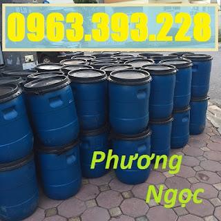 Thùng phuy nhựa nắp mở, thùng phuy đựng thực phẩm, thùng phuy đựng hóa chất Phuy_50L%2B9