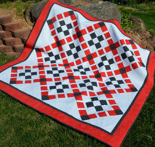 Kings Crossing Quilt Free Tutorial
