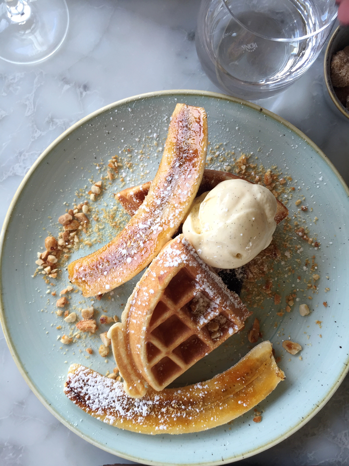 duck and waffle, bishopsgate, london, brunch