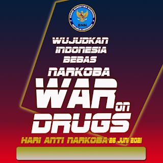 poster ucapan hari anti narkoba png kosongan - kanalmu