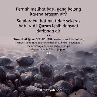Dahsyatnya Al-Quran - Qoutes - Kajian Medina