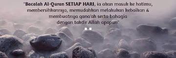 Dahsyatnya Al-Quran