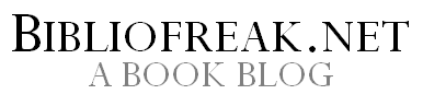 Bibliofreak.net - A Book Review Blog