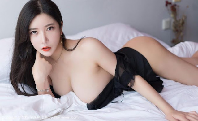 Sexy Youmi first look want to be anal 8