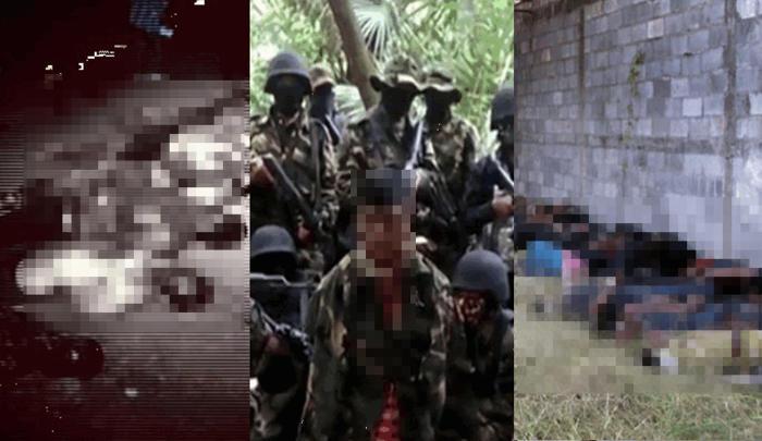 La ejecución de 72 migrantes, desaparición masiva y la masacre de inocentes son algunas de las peores atrocidades de Los Zetas