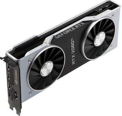 NVidia GeForce RTX 2080 Ti完全ドライバーのダウンロード
