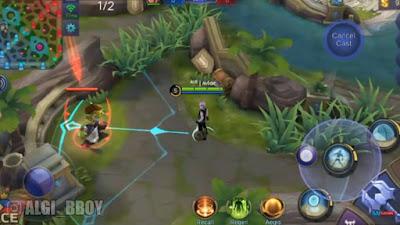 Skill Kedua Hero Kristof Mobile Legends: Bang Bang