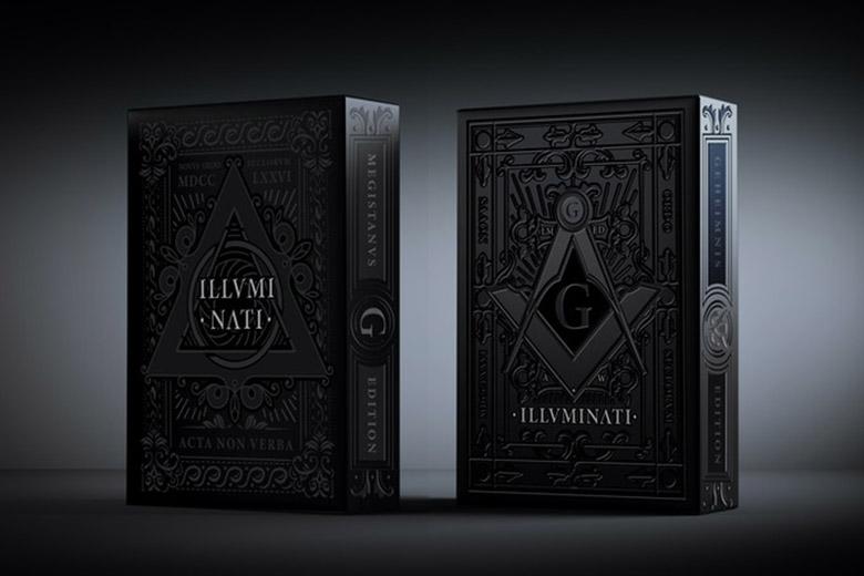 Illuminati tuck box
