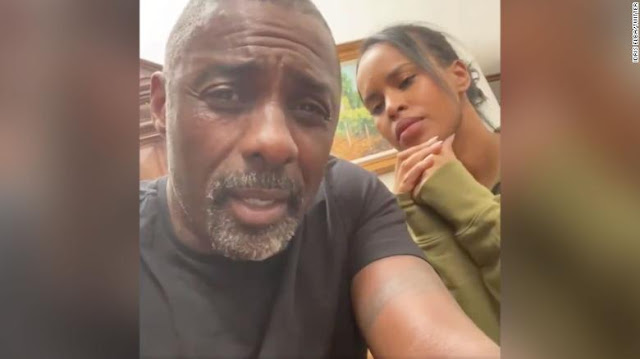 Idris Elba Tests Positive for Pandemic COVID-19