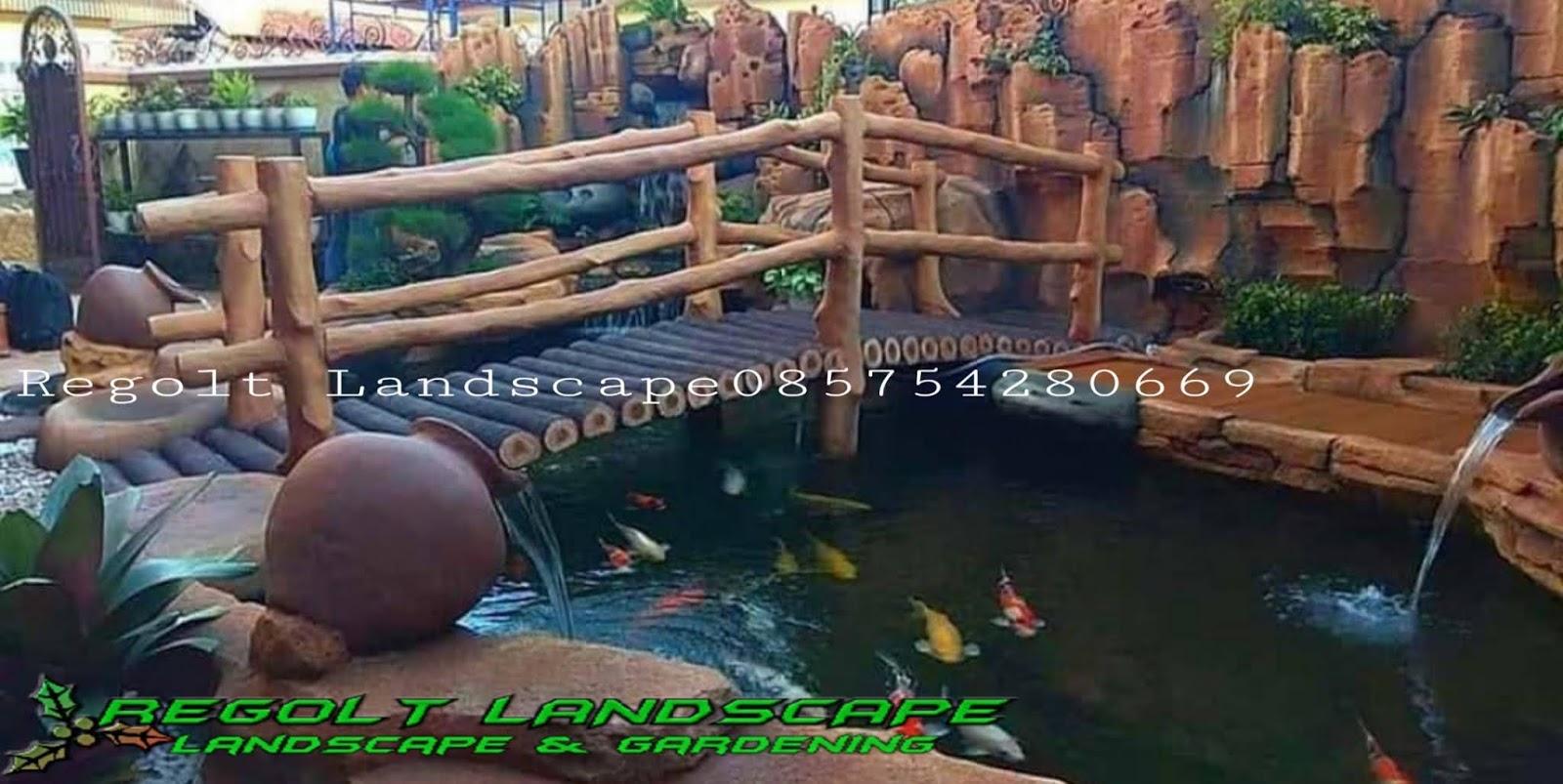 Tukang Kolam Ikan Koi Minimalis Solo Surakarta