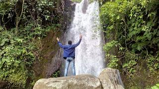 Pesona Wisata Lampung: Air Terjun Lamuran (Curup Lamuran)
