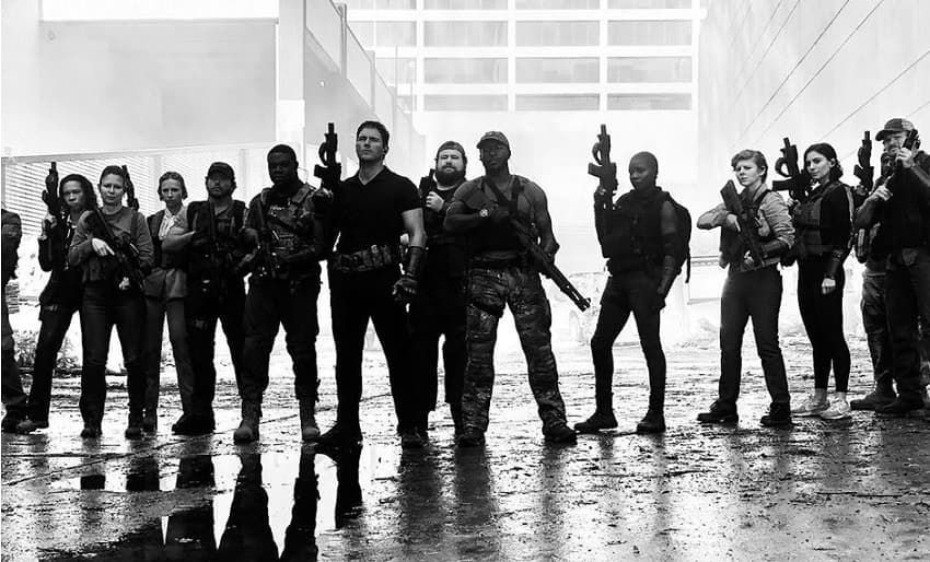 Amazon купил фантастический боевик «Война будущего» с Крисом Праттом за 200 миллионов