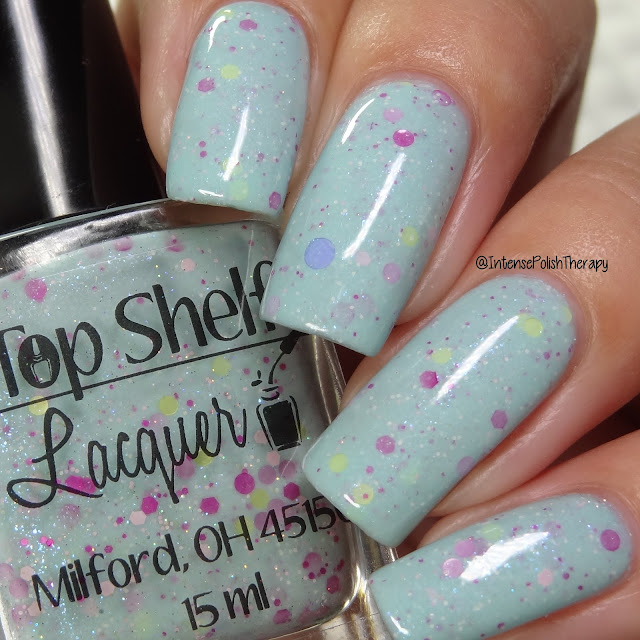 Top Shelf Lacquer Surf's Up
