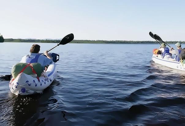 Inflatable Kayak Sea Eagle 370