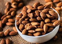 Nuts, healthy food, dry fruit