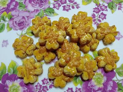Biskut Butter Cheddar Azlina Ina