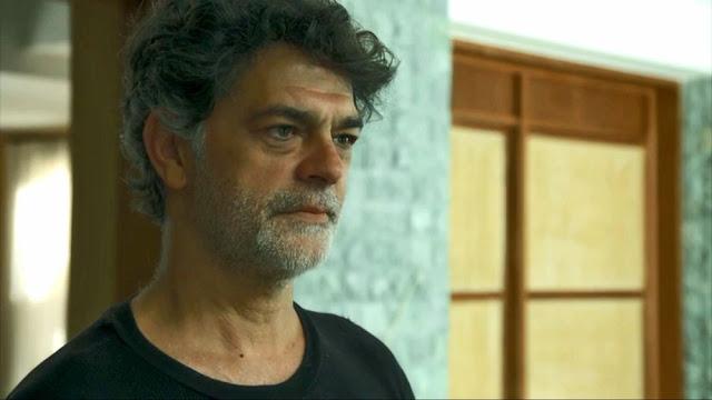 Murilo fica doido para saber se Luz é mesmo a sua filha (Imagem: Reprodução/TV Globo)