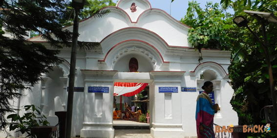 Umananda-Temple