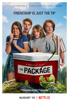 The Package 2018 Movie Poster