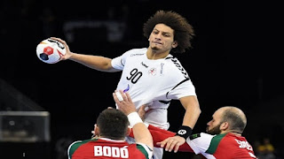 Egypt 33:28 Angola Highlights Today 17/1/2019 online 2019 World Men's Handball