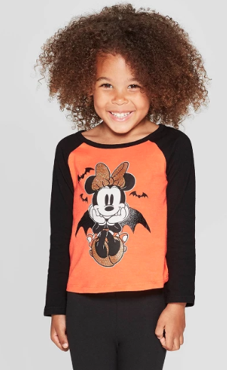 Minnie Bat Girl Shirt