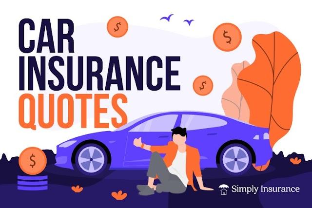 The Etiquette of Car Insurance Quotes