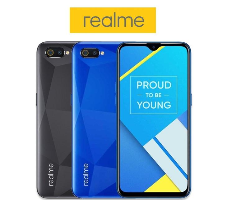 Realme C2 RAM 3GB/32GB   www.era.my.id