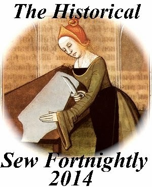 Historical Sew Fortnightly 2014