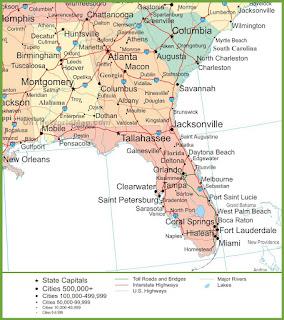 Florida, Miami, Alabama, Tampa, Segregación racial, Racismo