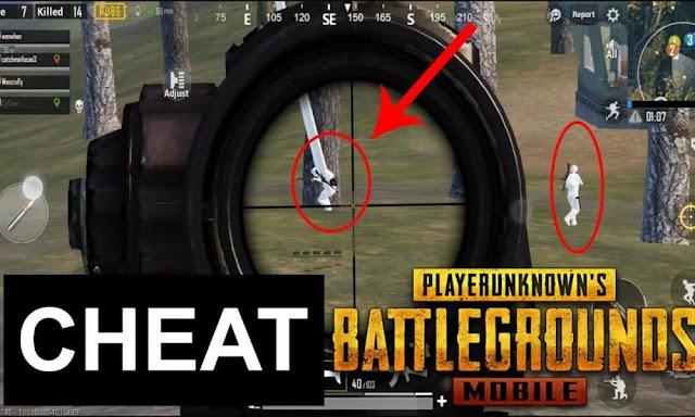 Cara Cheat PUBG Mobile