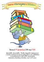 CINEMA d'ANIMAZIONE in BIBLIOTECA