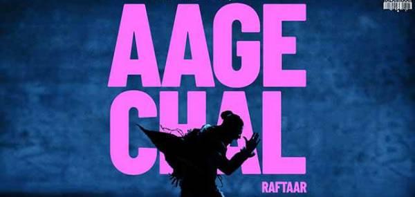 Aage Chal Song Lyrics