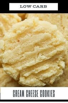 Low Carb Keto Cookie Dough
