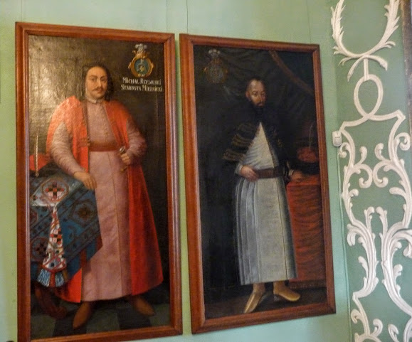 Олеський замок. Музей